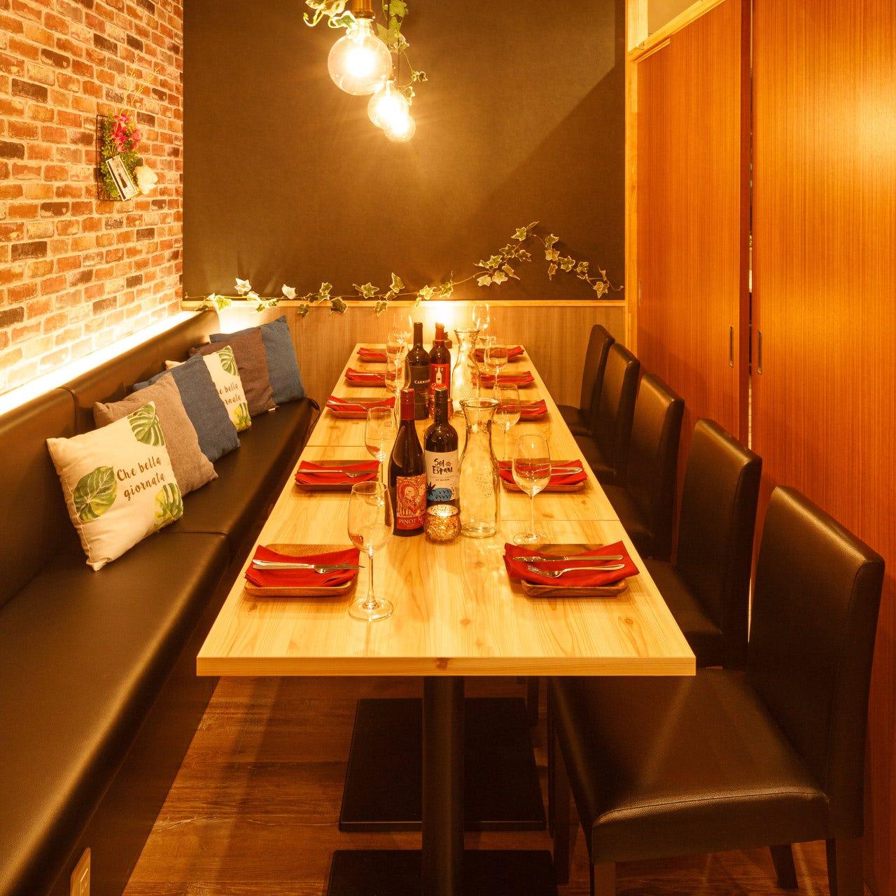 姫路での食事会やデートにも最適です◎記念日のディナーに!