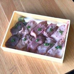 炙り肉寿司10貫 松 1,800円