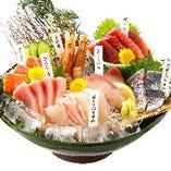 大漁盛り(3~4人前)