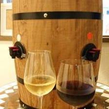 ハウスワイン飲み放題90分◆1200円