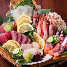 活魚料理をお値打ちに楽しめます!