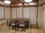 個室も完備しております◎ 6名様から、最大25名様で個室のご利用いただけます。