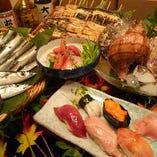ご宴会にぴったりなコース料理もご用意しております◎ 個室でのご宴会のご予約はお早めに!