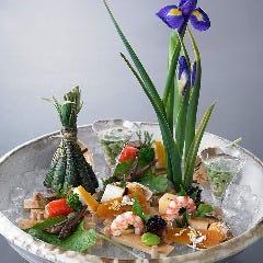 日本料理「桃山」