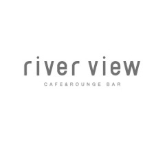 CAFE&LOUNGE BAR river view