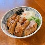 大和肉鶏のてり焼き丼
