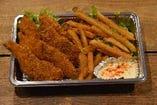 地魚フィッシュ&チップス
