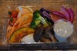 横須賀野菜のバーニャカウダ