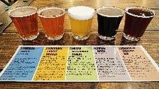 横須賀ビール ビアフライト