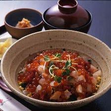 『さくら井』特製 ばらちらし寿司
