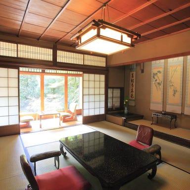 湯豆腐 料庭 八千代  店内の画像