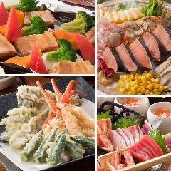 北の味紀行と地酒 北海道 神田南口店