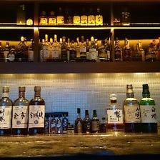 バーならではのお酒の種類