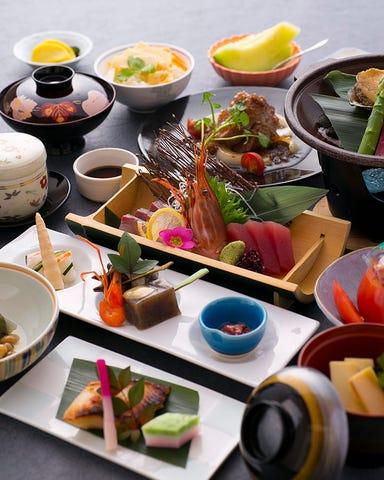 割烹 日本海-八尾グランドホテル-  コースの画像
