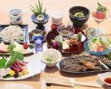 季節の伽羅コース5,000円 ご法要・ご宴会・各種お集まりに