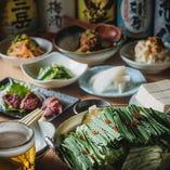 ◆はらへったコース(料理のみ)2980円(税抜)