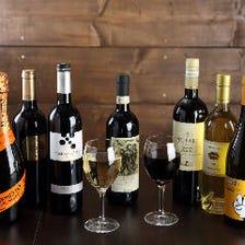 世界の絶品ワインとビール