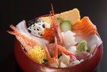 海鮮『上丼』