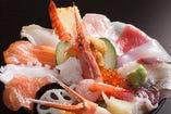 『特上海鮮丼』