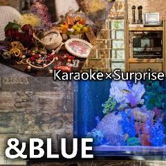 個室 aquarium resort & BLUE 栄店