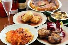 京野菜や湯葉の京欧マリアージュ料理