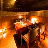 【4名様個室】和の雰囲気漂う落ち着いた個室空間