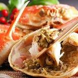 地元の新鮮食材を使った料理の数々をご用意。