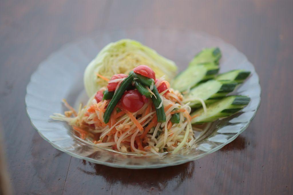本格タイ料理