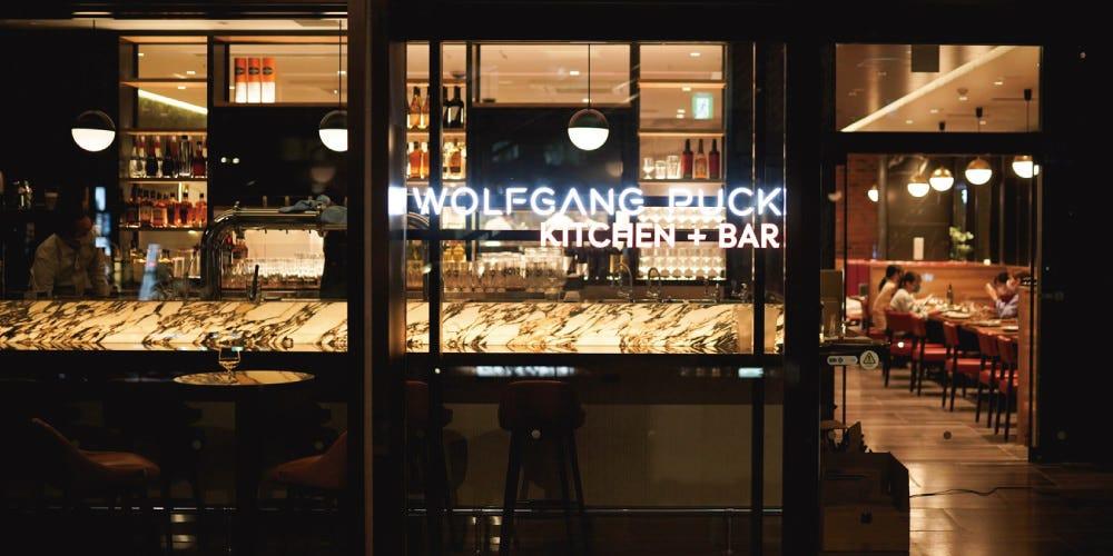 WOLFGANG PUCK KICHEN+BAR 武蔵小杉店