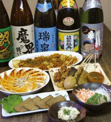 静岡居酒屋 光琳  コースの画像