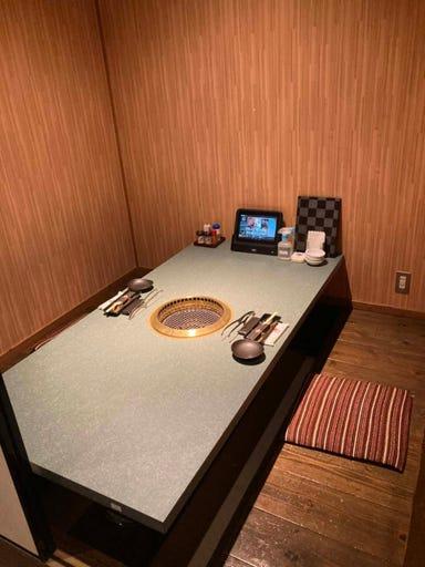 焼肉酒楽 銀  店内の画像