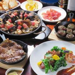 スペイン料理×バル CASA DE GARCIA カサデガルシア 横須賀中央