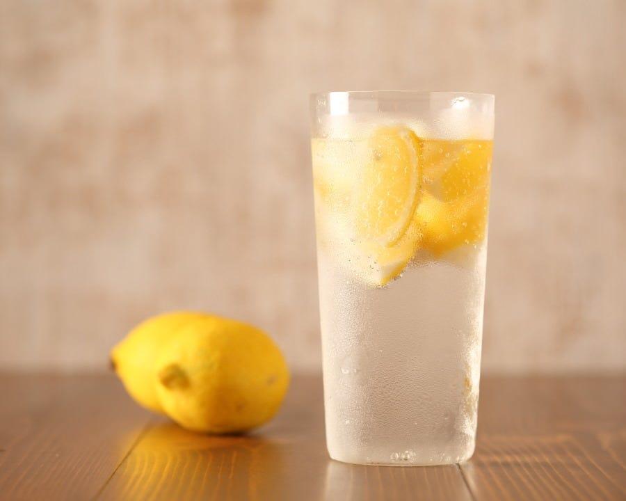 東京小岩「素揚げや」さん発祥!最強レモンサワー!飲みやすい!