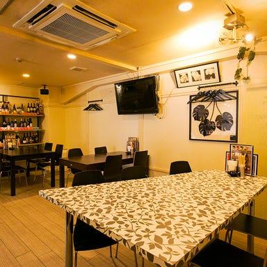 wine cafe Pub Jack 本八幡店 店内の画像