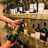 世界各国のワインを300種以上!酒屋直営だから出来る種類と価格