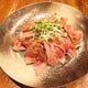 ランチメニュー 国産牛ステーキ丼!