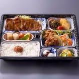 『北海道豚ロース焼き弁当』 1,296円