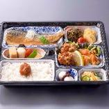 『さばの味噌煮弁当』 1,296円