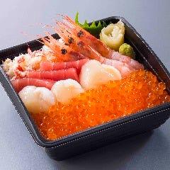 『漁火丼(いさりびどん)』