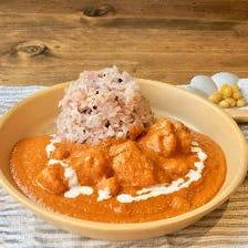 豆カレーランチ