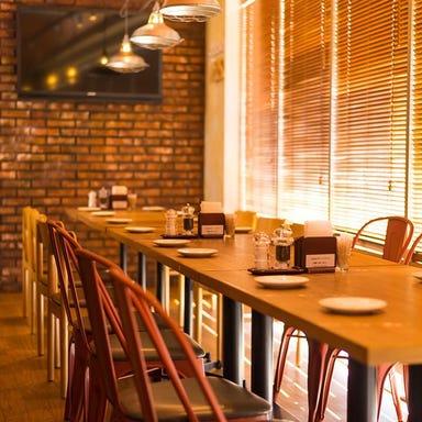 ステーキ&ワイン Bambu[バンブゥ] 二子新地店 店内の画像