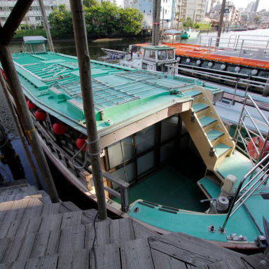 屋形船 大江戸  店内の画像