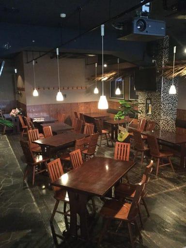 NOOSA resort dining  店内の画像