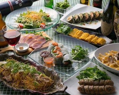 NOOSA resort dining  こだわりの画像