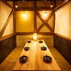 北海道海鮮居酒屋と個室 魚寅水産 上野駅前店
