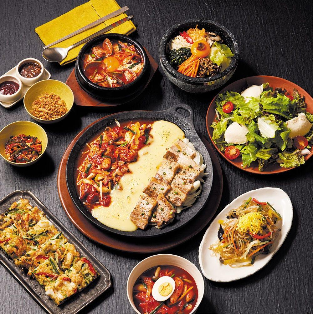 韓美膳 ルミネ池袋店(池袋/韓国料理) - ぐるなび
