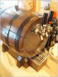 人気の樽生スパークリングワイン