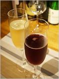 グラスワインも数種類ご用意