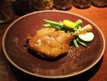 スペシャルランチ ブルターニュ産鴨モモ肉のコンフィ