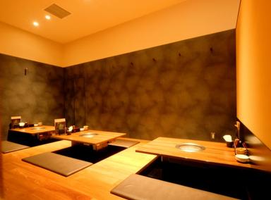 焼肉家蔵 松井山手店  店内の画像